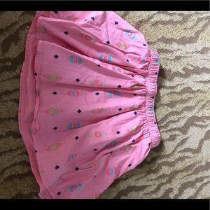 Oshkosh skirt size 7
